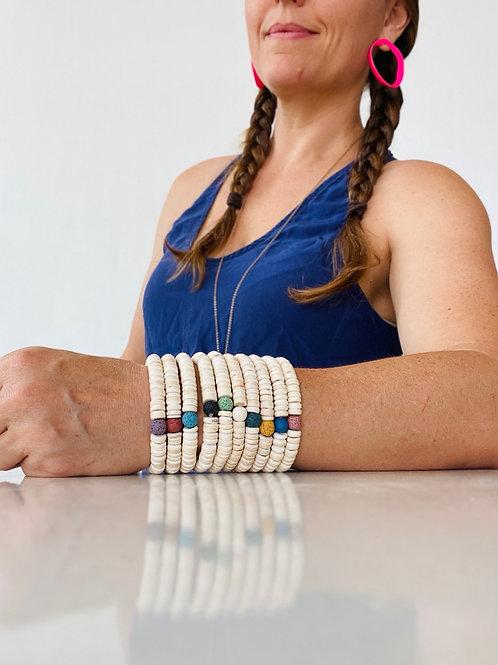 Stacking Diffuser Bracelets