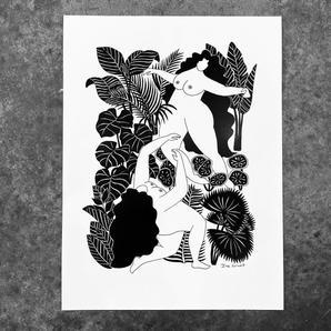 Ine Vernet Prints