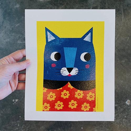 Mariana Ruiz Johnson print