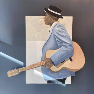 Francisco Adaro Extended Canvas
