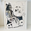 "Thumbnail: MEulogia Merle 25.25""h x 19.25""w"