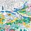 Thumbnail: Jungle Giant Coloring Poster Jungle