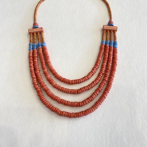Facundo Oreggia Clay Necklaces