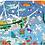 Thumbnail: Ocean Giant Coloring Poster Ocean
