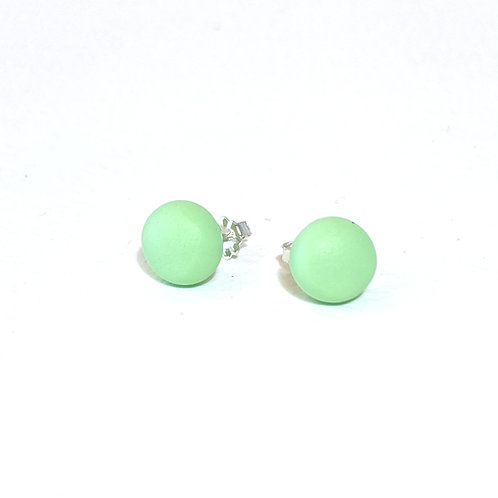 Emily Green stud Earrings Mint