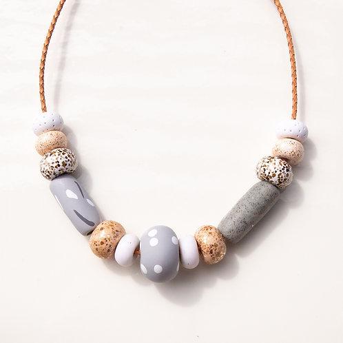 Donatella Big Bead Necklace