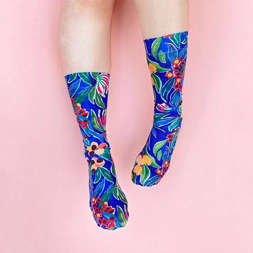 Julie White Rainforest socks