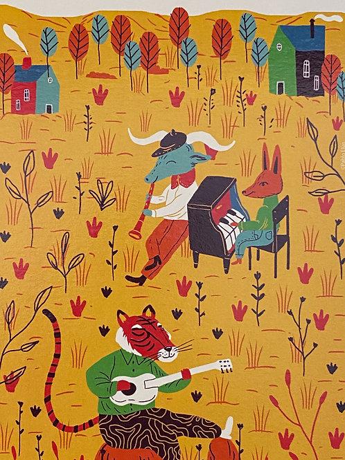 Pablo Elias print