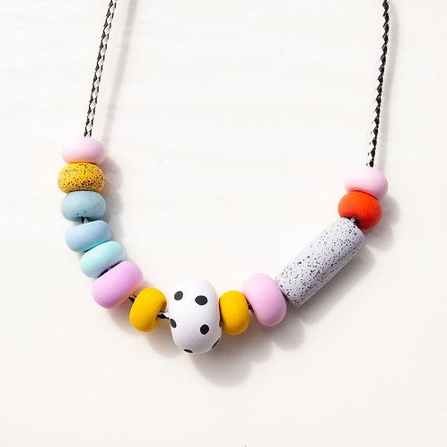 Felicity Big Bead Necklace
