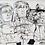 """Thumbnail: Eulogia Merle 23.5""""h x 31""""w"""