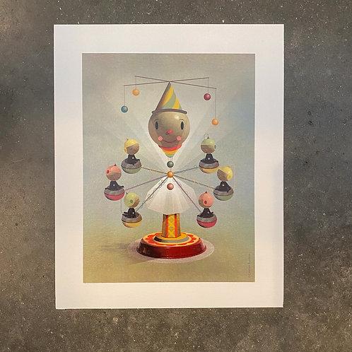 Cristian Turdera print