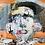 """Thumbnail: Eulogia Merle 30.75""""h x 22.75""""w"""