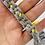 Thumbnail: Cecilia Borghi Ceramic and Linen Necklace