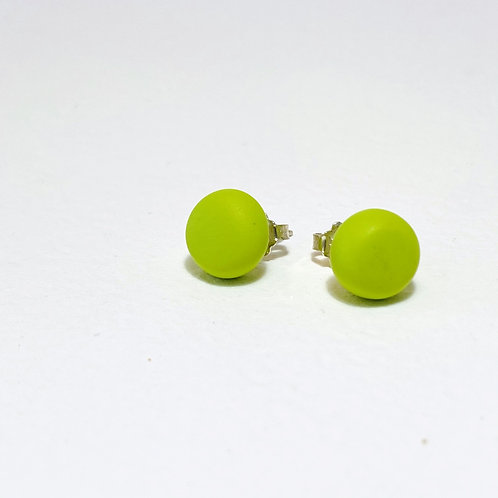 Emily Green stud Earrings