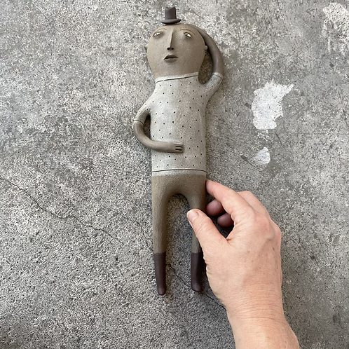 Luciano Polverigiani Hanging Sculpture