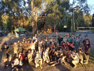 McClelland College Camp