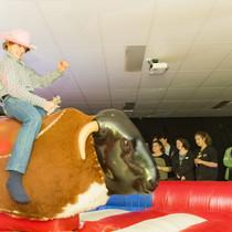 *Bull Ride