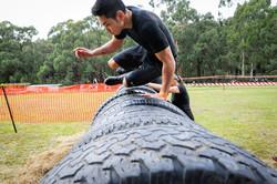 Tyre Roller - Summit Survivor