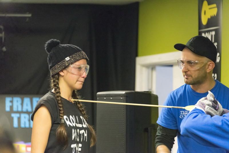 Arrow Break Workshop