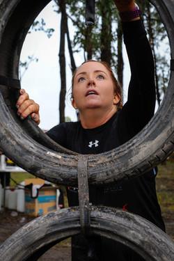 Tyre Wall - Summit Survivor