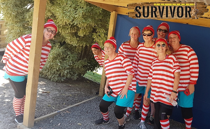 Fancy Dress - Summit Survivor 2019