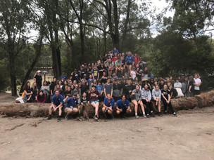 Mount Lilydale Mercy College Camp1