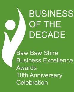 10 year business award without border_ed