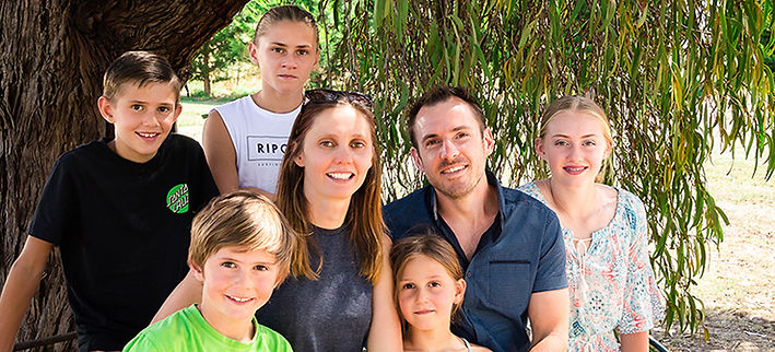 Ryan Doughty Family Story