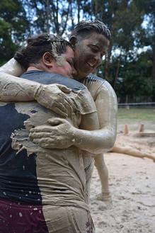 Muddy Hugs Summit Survivor