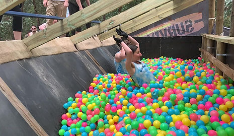 The Summit Surivivor - Ball Pit
