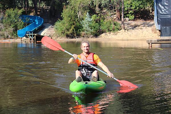 Canoeing/Kayaking