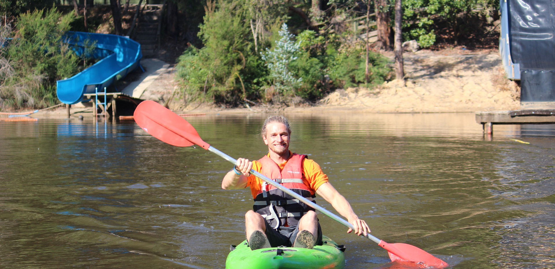 Kayaking - Activity available for booking