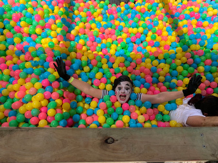 Ball Pit ObstaBall Pit Obstacle Summit Survivorle Summit Survivor