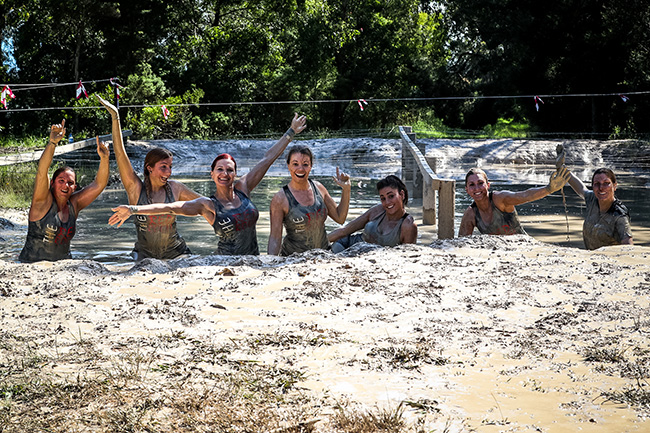Mud and fun at Summit Survivor 2019