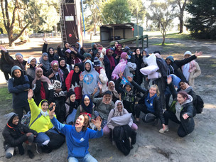East Preston Islamic College - Girls Camp