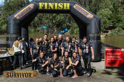 Team of Summit Survivors