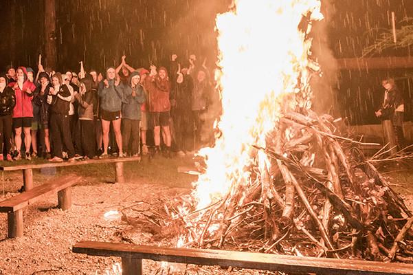 *Camp Fire