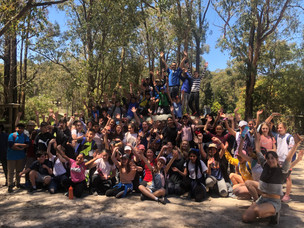 Thomas Mitchell Grade 6 Camp 2019