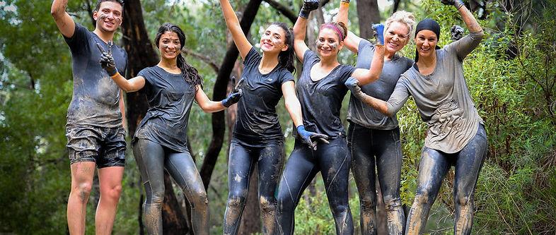 Melbourne most Fun Mud Run