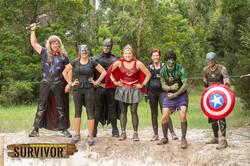 Team Costumes - Summit Survivor 2019