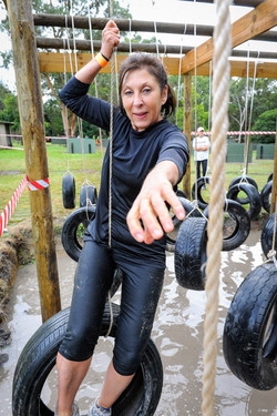 Tyre Hang - Summit Survivor