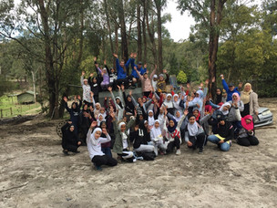 Islamic Collage of Melbourne – Girls Camp