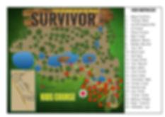 Summit Survivor Kids 2019 Map