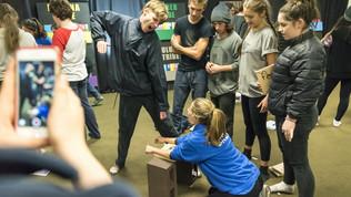 Board Break Workshop