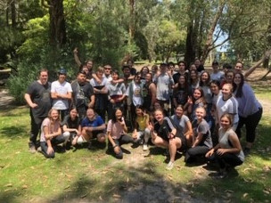 Hoppers Crossing Year 9 Camp 2019