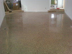 Polished concrete in Ferndale, large