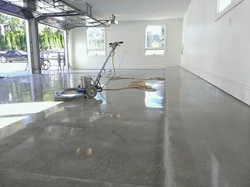 Polished concrete floor Bloomfield