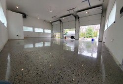 Bloomfield Hills garage