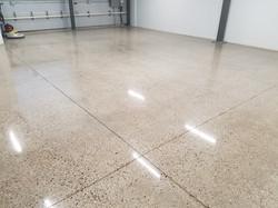 High polished concrete Detroit