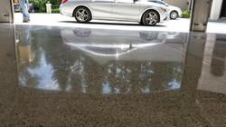 Polished concrete Detroit